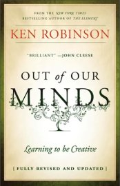 Ken Robinson - Out of Our minds cover