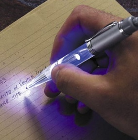 night writer led pen