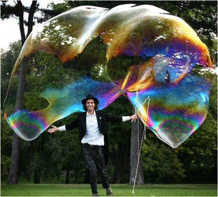 magical bubble