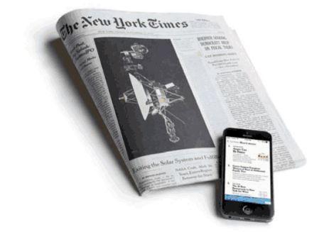 NYT + Cellular
